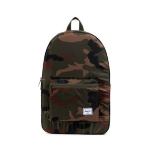 HERSCHEL PACKABLE DAYPACK WOODCAMO