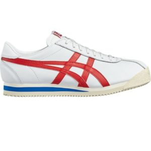 ASICS TIGER CORSAIR WHITE/ TRUE RED