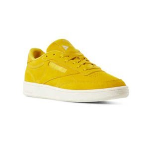 REEBOK CLUB C 85 URBAN YELLOW/GO YELLOW