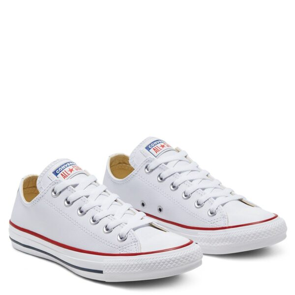 CONVERSE CT OX WHITE LEATHER