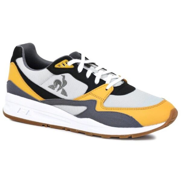 LE COQ SPORTIF LCS R800 GALET/MINERAL YELLOW