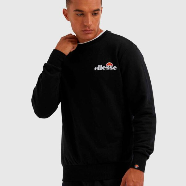 ELLESSE FIERRO SWEATSHIRT BLACK