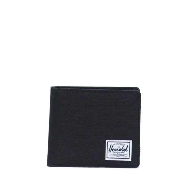 HERSCHEL ROY COIN XL RFID BLACK
