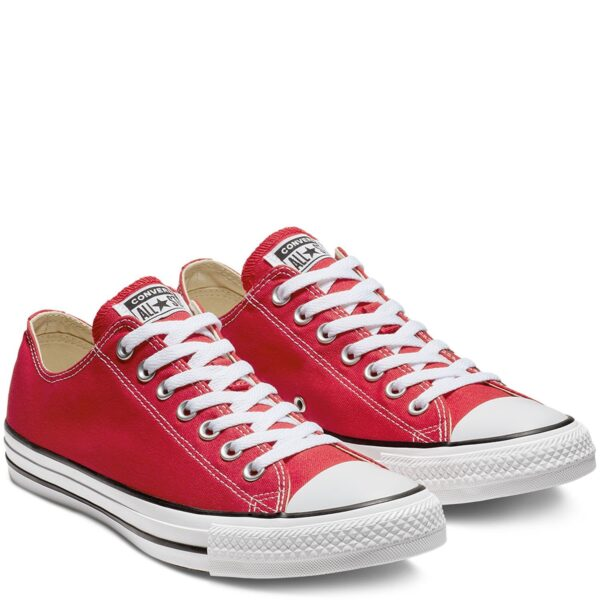 CONVERSE CHUCK TAYLOR ALL STAR-OX RED