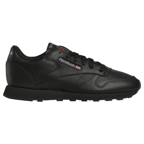 REEBOK CL LTHR 3912 BLACK