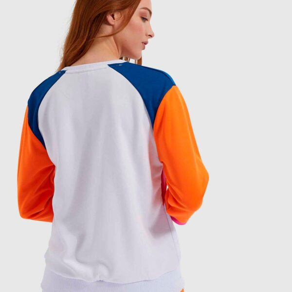 ELLESSE MAURA SWEAT WHITE
