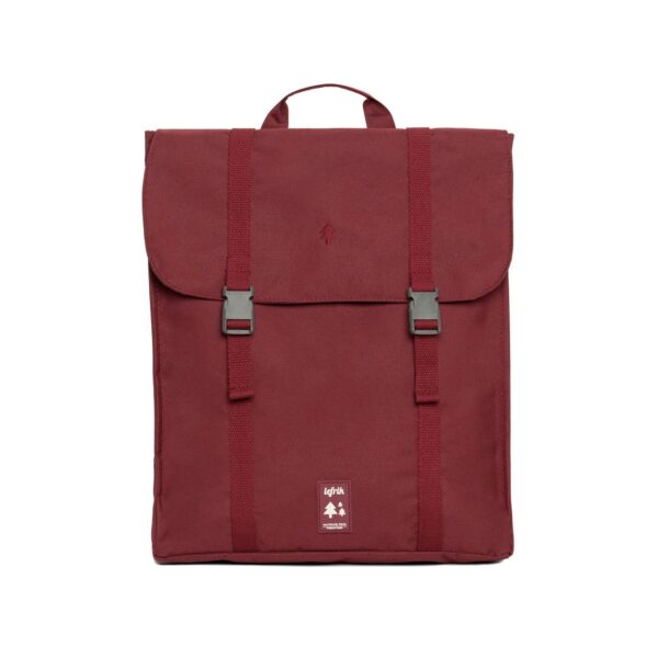 LEFRIK HANDY BACKPACK GARNET