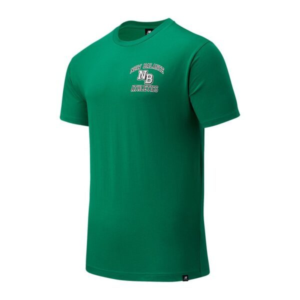 NEW BALANCE ATHLETICS VARSITY TEE VGN