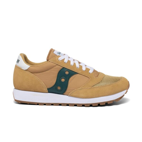 SAUCONY JAZZ ORIGINAL VINTAGE CURRY/MALLARD