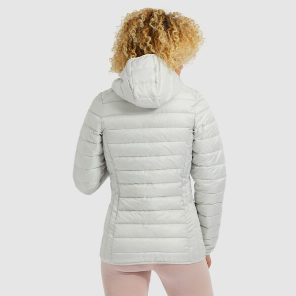 ELLESSE LOMPARD PADDED JACKET LIGHT GREY