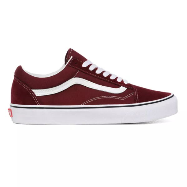 VANS UA OLD SKOOL Port royale/True white