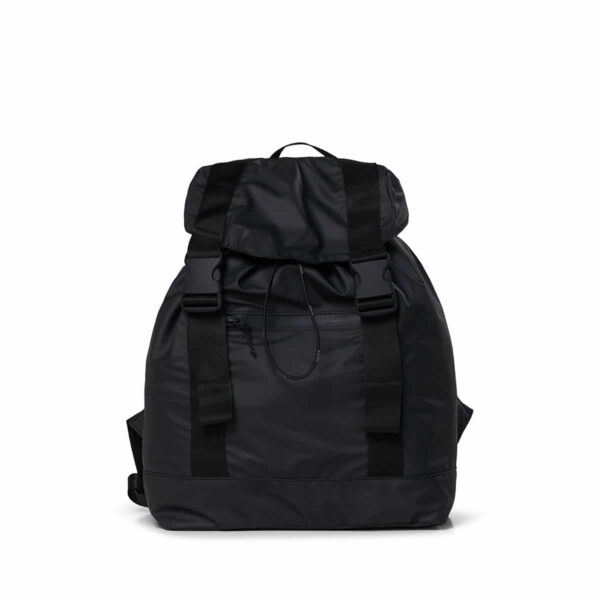 RAINS ULTRALIGHT RUCKSACK BLACK