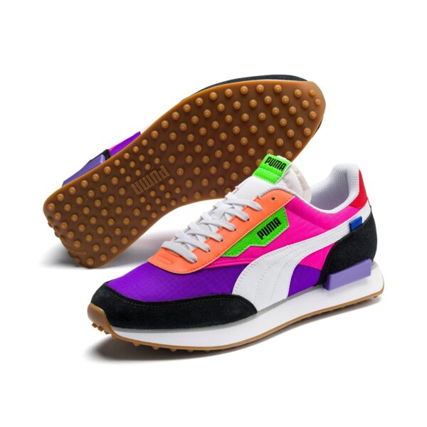 PUMA FUTURE RIDER PLAY ON LUMINOUS PURPLE