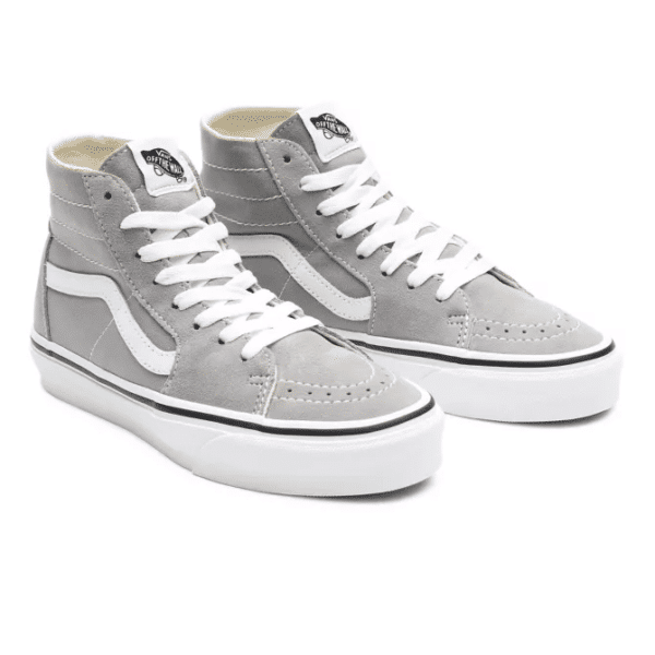 VANS UA SK8-HI TAPERED DRIZZLE/TRUE WHITE