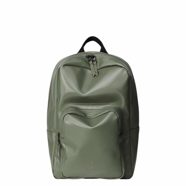 RAINS BASE BAG MINI SHINY OLIVE