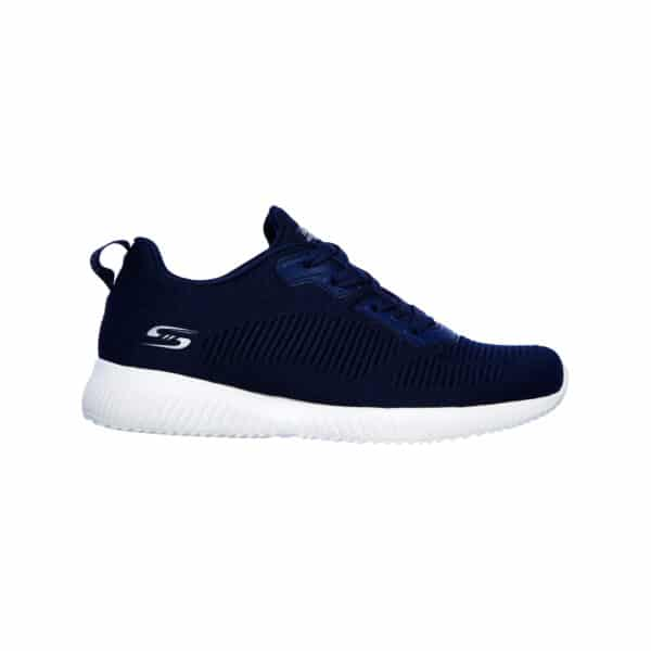 SKECHERS BOBS SQUAD TOUGH TALK NAVY